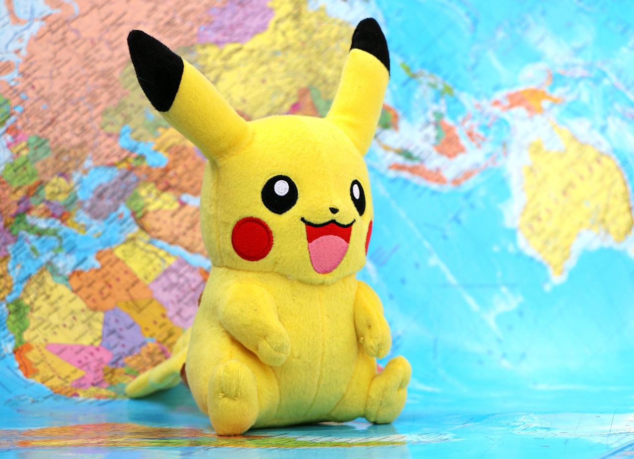 L'intérêt des jouets Pokémon pour les enfants