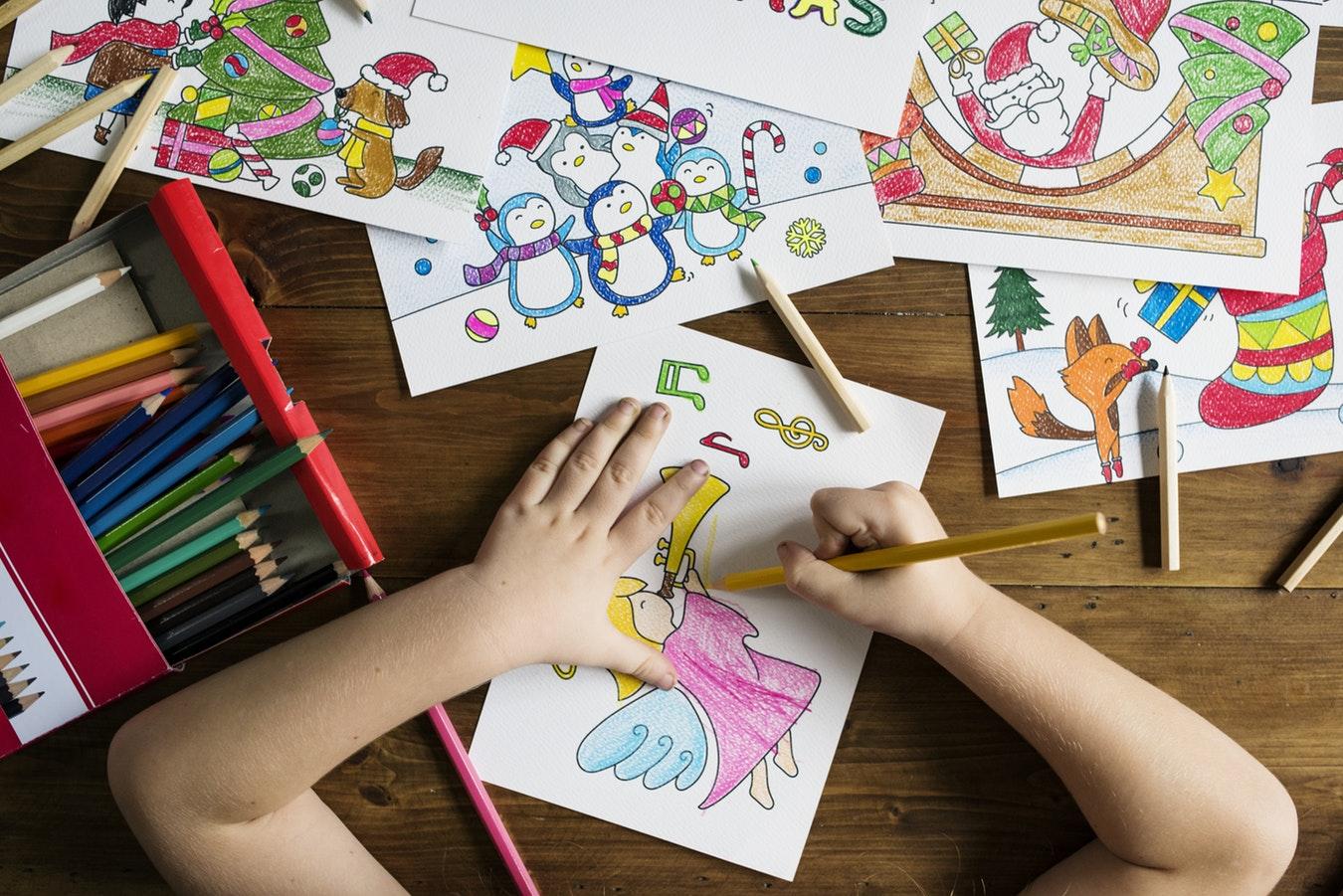 5 activités pour stimuler l'imagination et la créativité des enfants